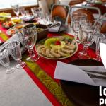 Деловой ужин-прогулка на теплоходе Нефрит