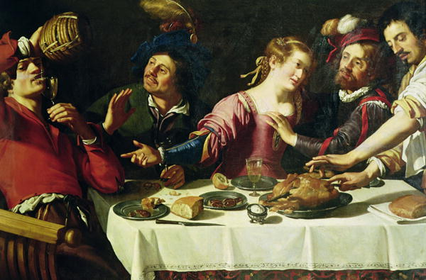 The-Meal-xx-Theodor-Rombouts