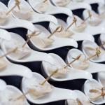 Серебряная свадьба в морском стиле