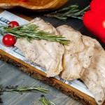 Куриное филе приготовленное «Sous Vide» 1000 гр