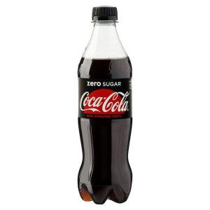 Напиток безалкогольный COCA-COLA без сахара газ. ПЭТ – 0,5