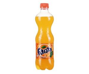 Напиток безалкогольный FANTA Апельсиновая сильногаз. ПЭТ – 0,5