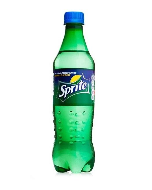 Напиток безалкогольный SPRITE сильногаз. ПЭТ – 0,5
