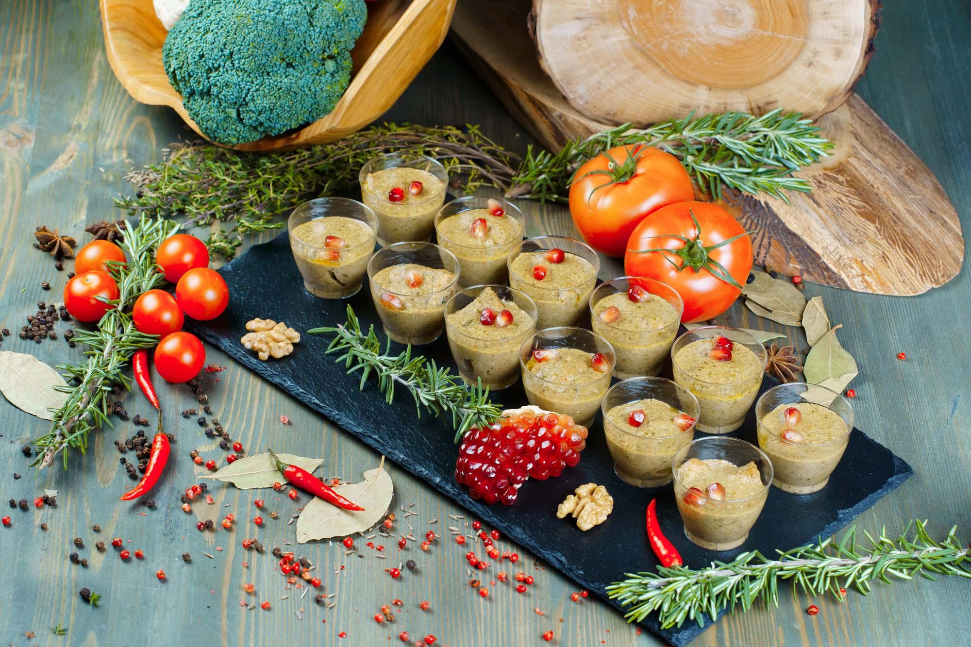 СЕТ №10 Сациви из цыпленка (острое) 12 шт по 40 гр