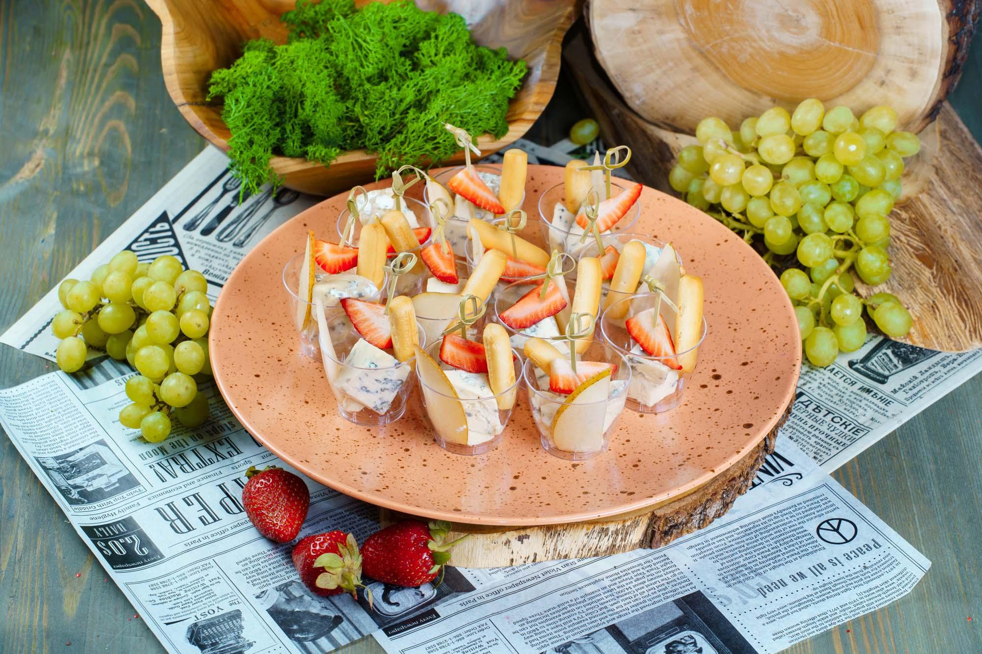 СЕТ №31 Дор-блю с клубникой и яблоком 12 шт по 25 гр