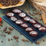 СЕТ №64 Сухофрукты в белом шоколаде с кешью 18 шт по 25 гр