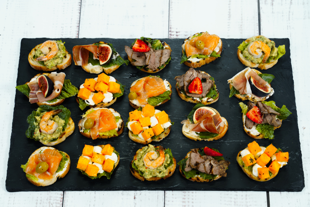Сет Испанские бутерброды главная
